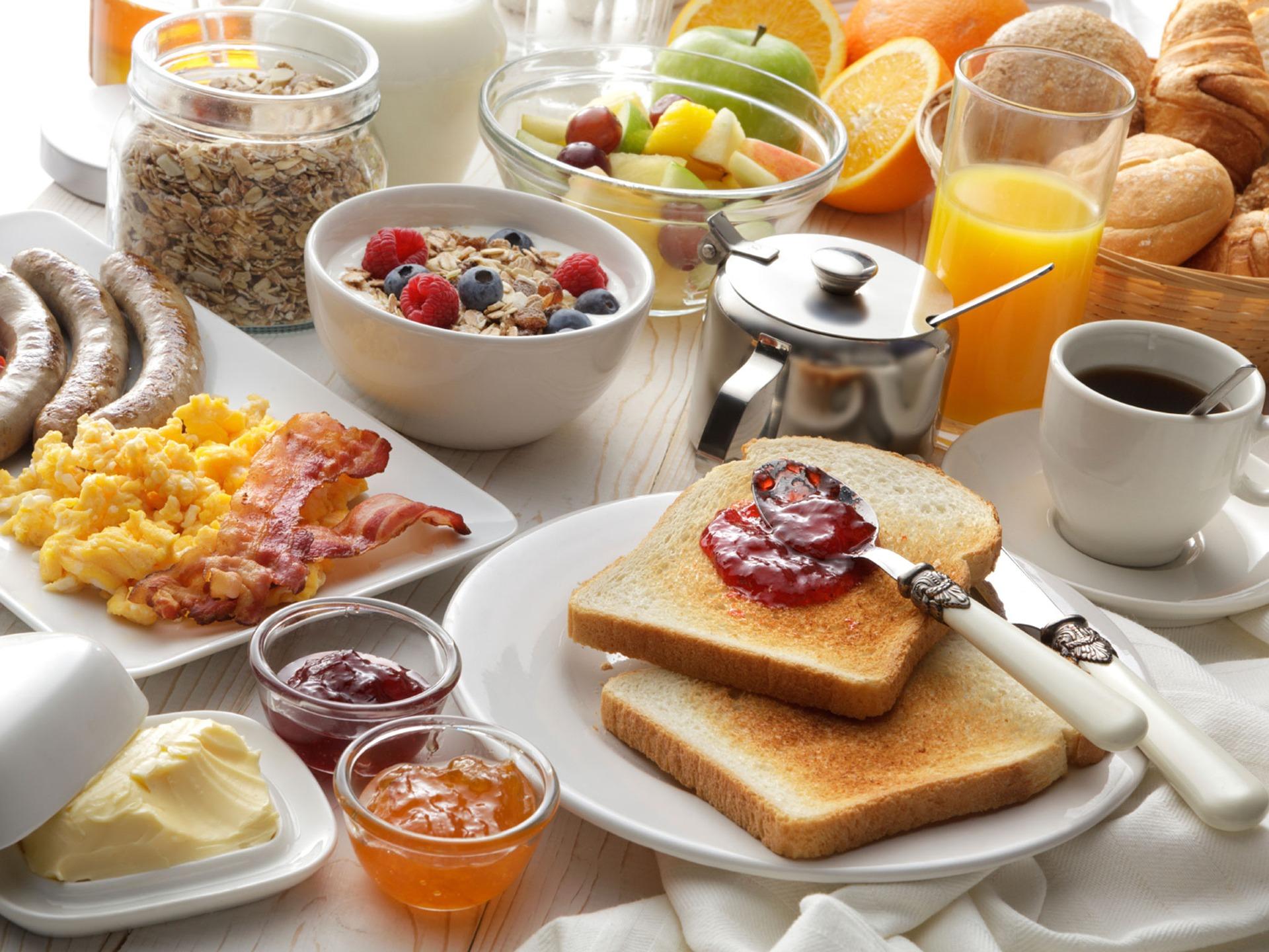 desayunos ricos