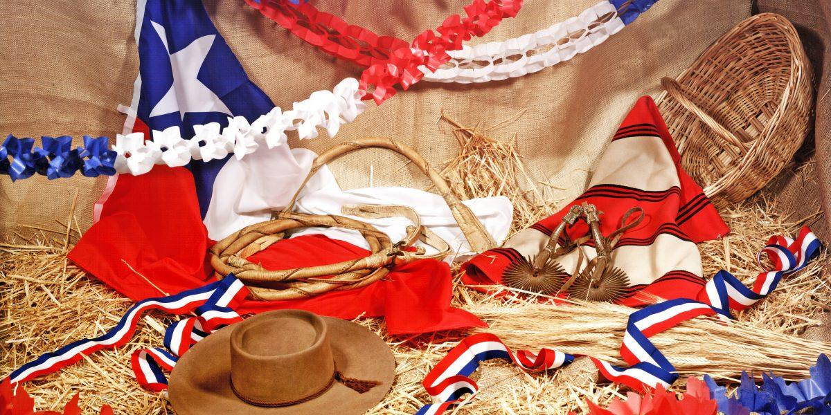 celebrar fiestas patrias